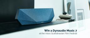 Win a Dynaudio Music 7 at the Volvo Scandinavian Film Festival